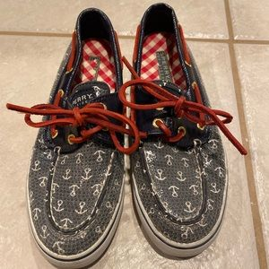 Anchor Sperry Top-Siders